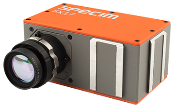SPECIM FX17 Hyperspectral Camera