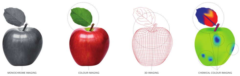 Machine Vision 4.0 - Chemical Colour Imaging
