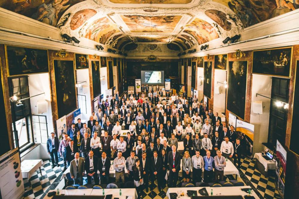 chii2017 - Conference on Hyperspectral Imaging in Industry