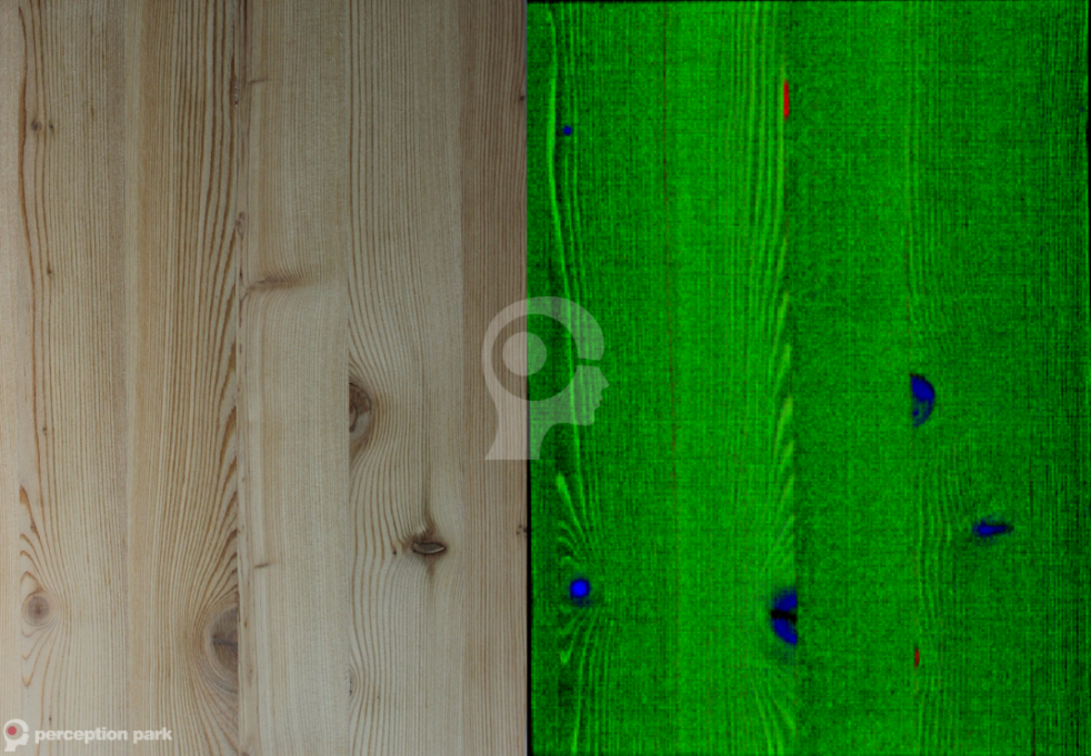 Detecting glue on sawn-timber by hyperspectral imaging and chemical color imaging