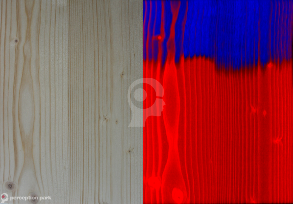 Measuring Moisture in sawn-timber by hyperspectral imaging and chemical color imaging