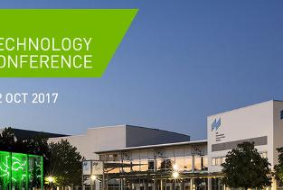 Perception Park with the Chemical Colour Imaging technology at the NVIDIA GTC Europe 2017